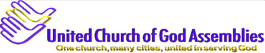 United Church of God logo